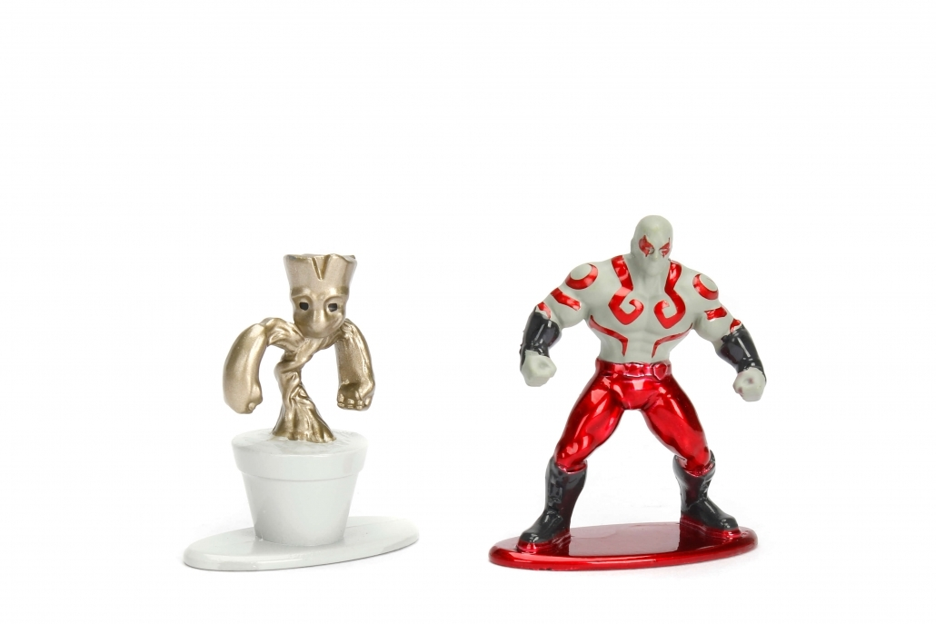 Jada Metal Minis: Marvel - Nano Metalfigs 5-Pack #2 image