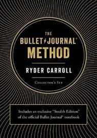 The Bullet Journal Method Boxed Set by Ryder Carroll