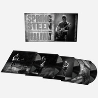 Springsteen On Broadway (4LP) by Bruce Springsteen