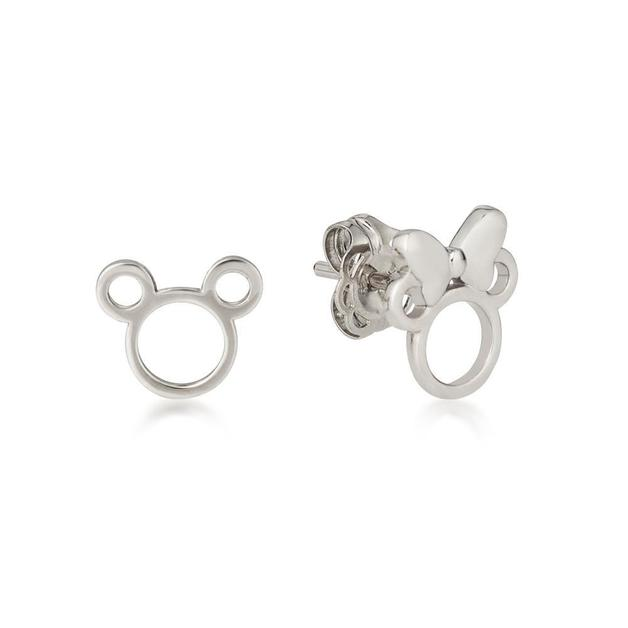 Couture Kingdom: Disney - Mix Match Earrings (Silver)