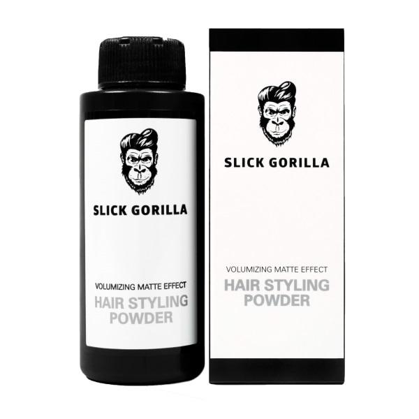 Slick Gorilla Hair Styling Powder - Volumising Matte Effect (20g) image