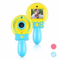 Kids Camera Cute Children's Self-timer HD Digital Video Camera - Blue