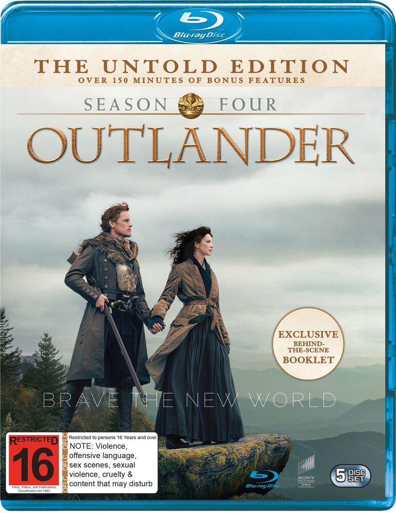 Outlander Season 4 on Blu-ray image
