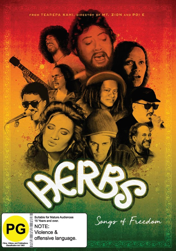 Herbs - Songs of Freedom on DVD
