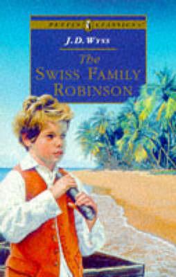 The Swiss Family Robinson by Johann Wyss image