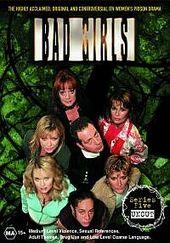 Bad Girls - Series 5: Uncut (4 Disc Box Set) on DVD