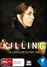 The Killing - The Complete Series Two on DVD