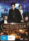The Adventurer: The Curse Of The Midas Box DVD