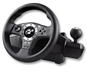 Logitech Driving Force Pro for PlayStation 2