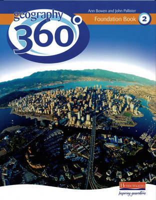 Geography 360 Foundation Pupil Book 2: 2 by John Pallister image