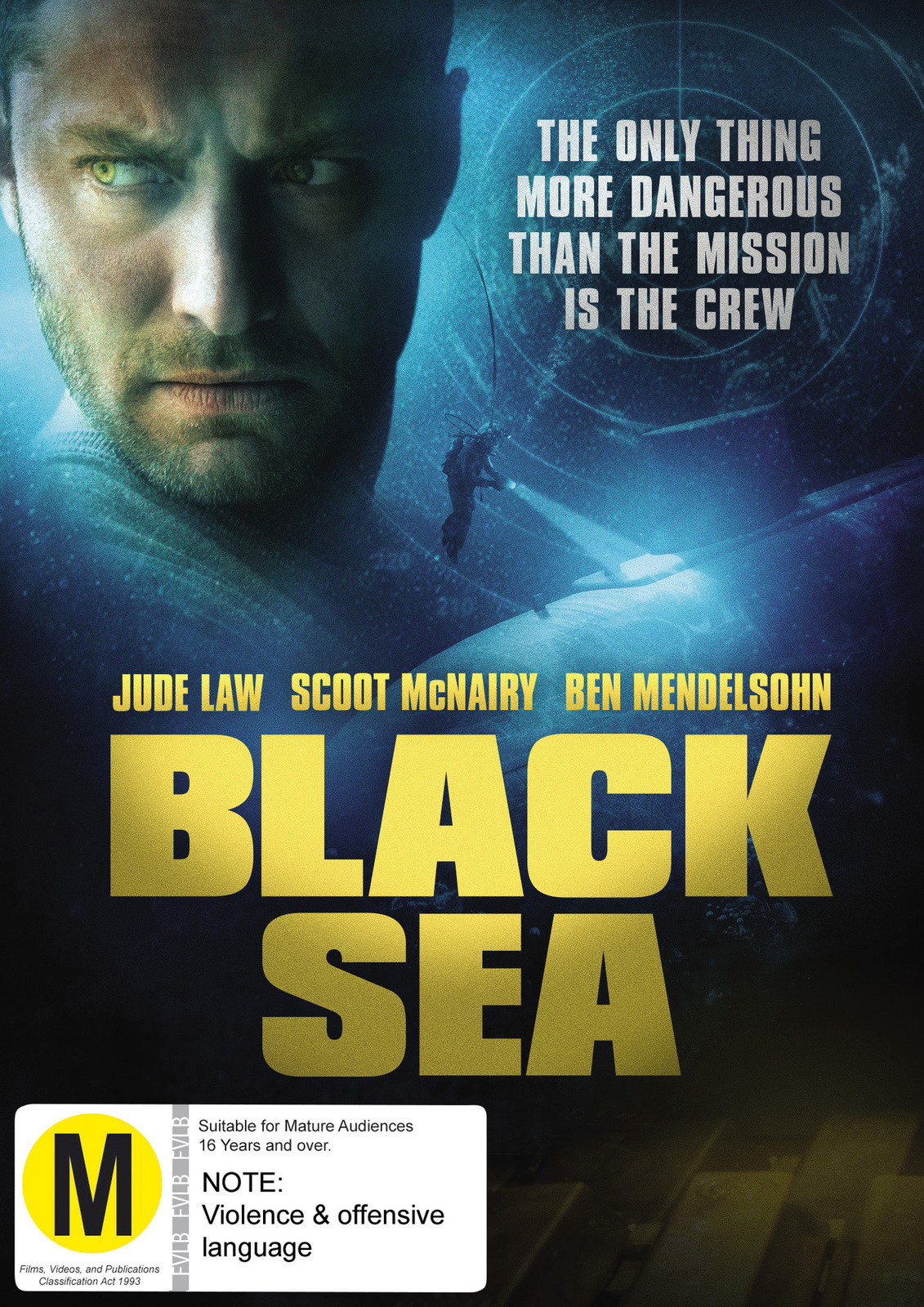 Black Sea on DVD image
