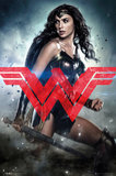 Batman Vs Superman: Maxi Poster - Wonder Woman Solo (462)