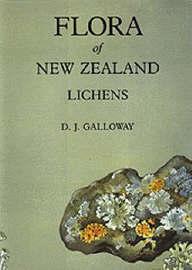 Flora of New Zealand by David J. Galloway