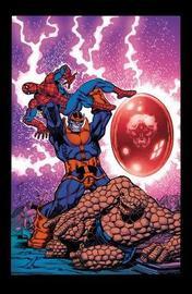Avengers Vs. Thanos by Jim Starlin