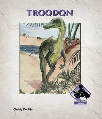 Troodon by Christy Devillier