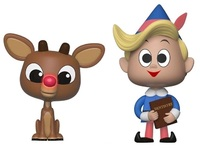 Rudolph + Hermey - Vynl. Figure 2-Pack