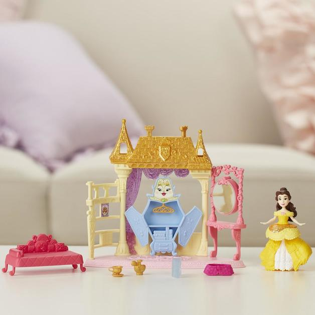 Disney Princess: Royal Chambers Playset - Belle
