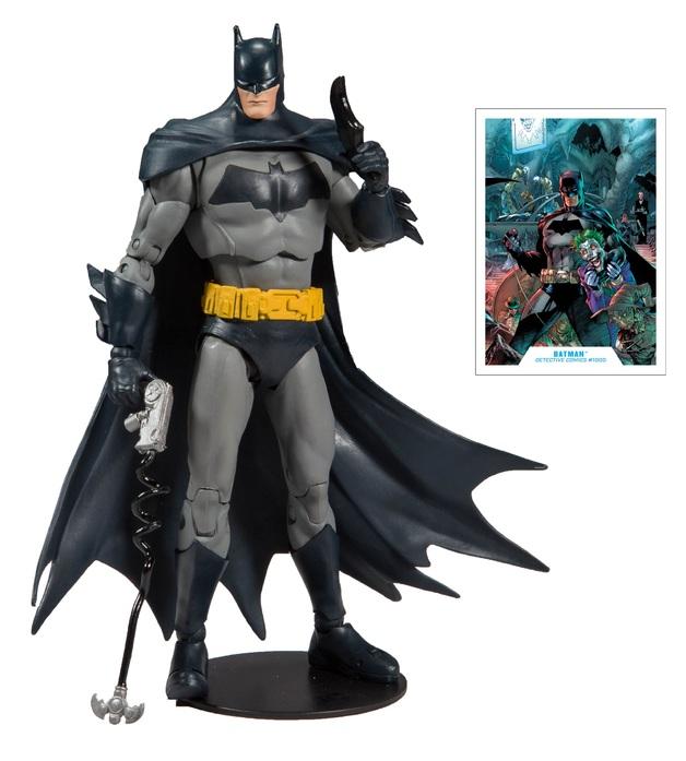 """DC Multiverse: Batman (Detective Comics #1000) - 7"""" Action Figure"""