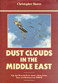 Dust Clouds in the Middle East by Christopher F Shores