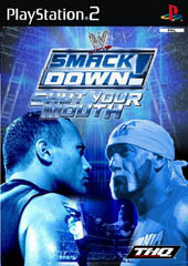 WWE Smackdown! 4: Shut Your Mouth for PS2