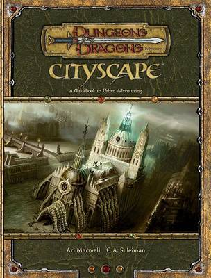 Cityscape by C.A. Suleiman image