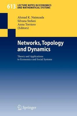 Networks, Topology and Dynamics image