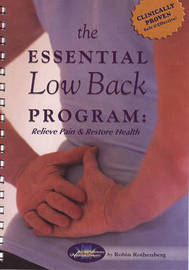 Essential Low Back Program by Robin Rothenberg image