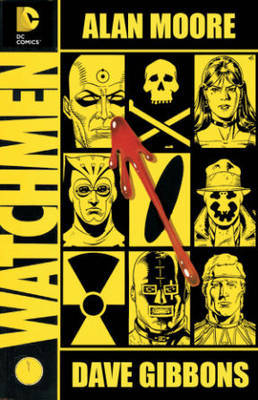 Watchmen The Deluxe Edition by Alan Moore
