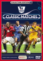 FA Premier League - Classic Matches: Collectors Edition 2 (5 Disc Set) on DVD