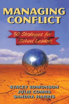 Managing Conflict by Stacey Edmonson image