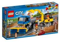 LEGO City: Sweeper & Excavator (60152)