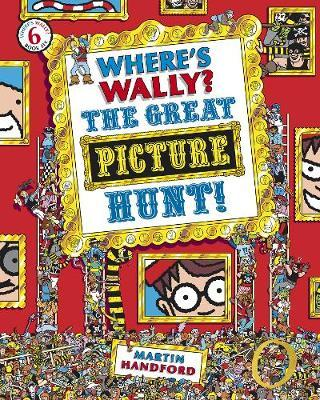 Where's Wally? The Great Picture Hunt by Martin Handford image