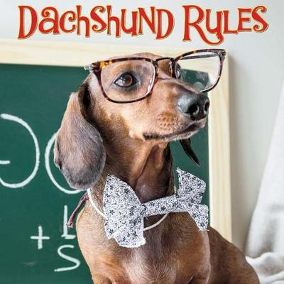 Dachshund Rules by Willow Creek Press