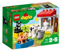 LEGO DUPLO: Farmer Animals (10870)