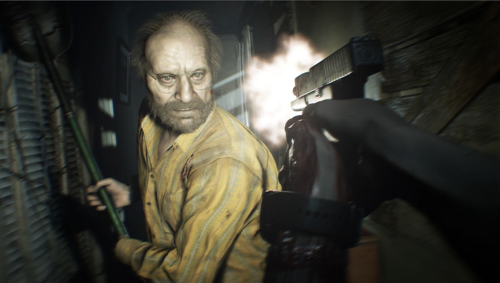 Resident Evil 7: Biohazard Gold Edition for PS4 image