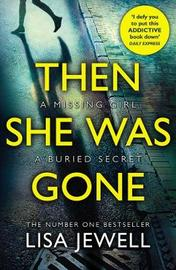Then She Was Gone by Lisa Jewell image