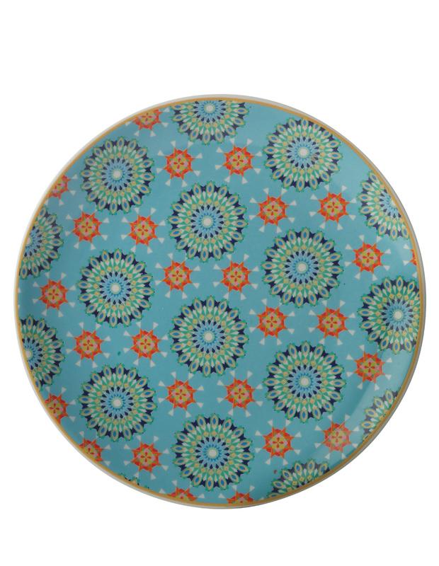 Maxwell & Williams Teas & C's Isfara Plate - Nisa Blue (20cm)