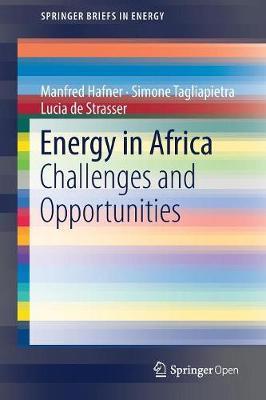 Energy in Africa by Manfred Hafner image