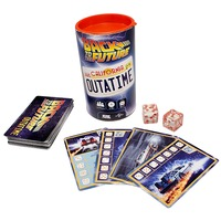 Back to the Future: OUTATIME - Dice Game image