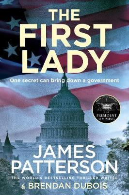 The First Lady by James Patterson image