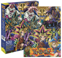Yu-Gi-Oh! - 500 Piece Puzzle