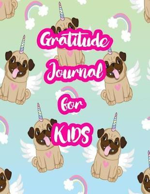 Gratitude Journal for Kids by Brielle Morgan