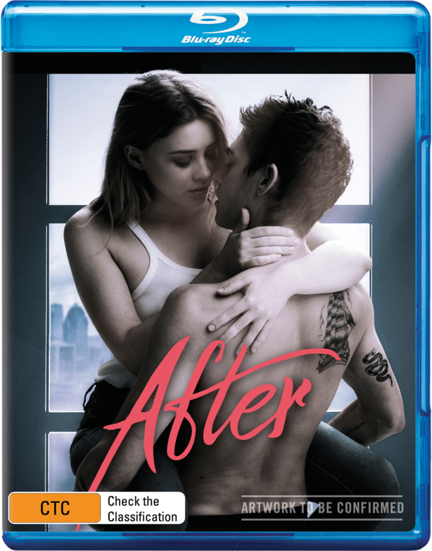 After on Blu-ray