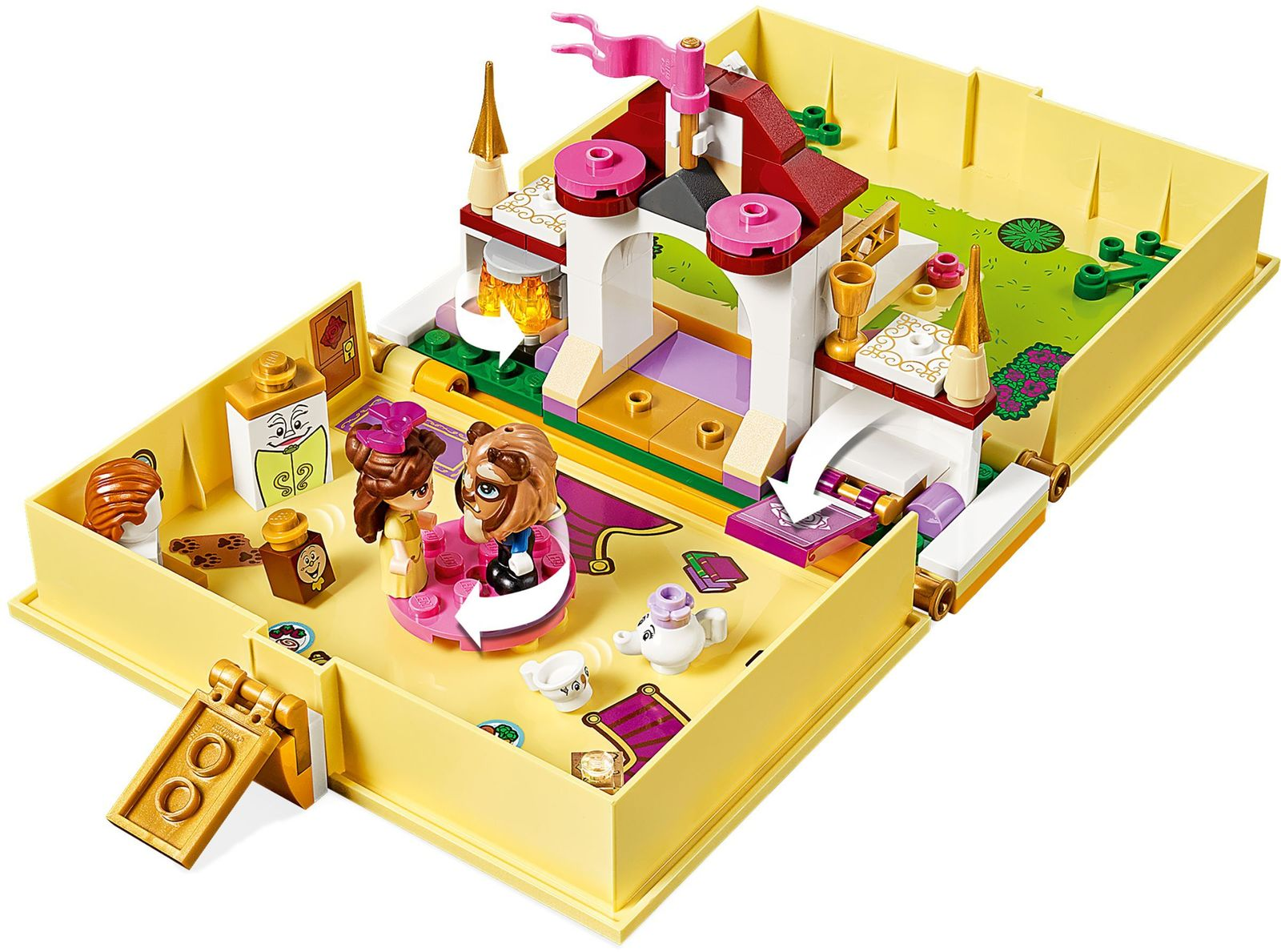 LEGO Disney: Belle's Storybook Adventures - (43177) image