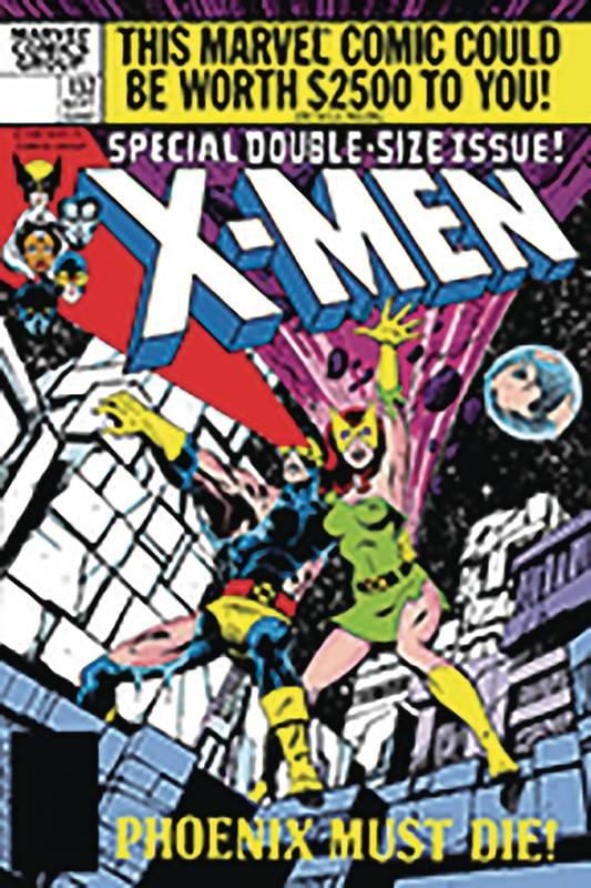 X-Men #137 - Facsimile Edition by Chris Claremont