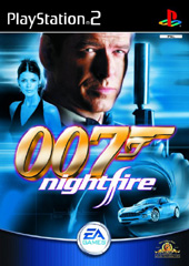 James Bond 007: Nightfire for PS2