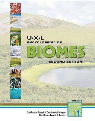 UXL Encyclopedia of Biomes, 2nd Ed., 3 Vol. Set image
