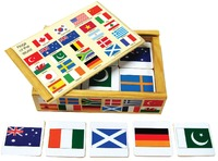 Fun Factory: Memory Game Flags