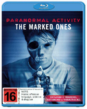 Paranormal Activity: The Marked Ones on Blu-ray