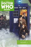 Doctor Who, The Eleventh Doctor Archives Omnibus by Tim Hamilton